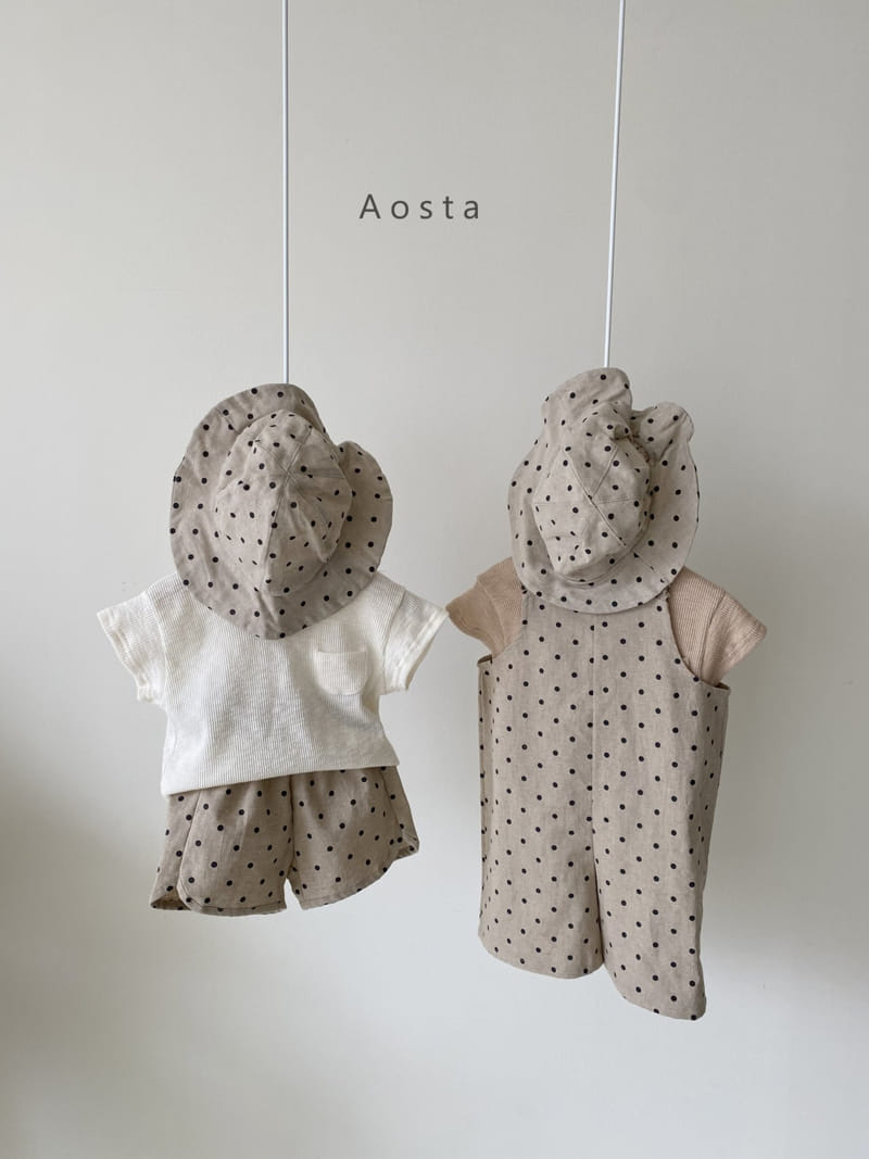AOSTA - Korean Children Fashion - #Kfashion4kids - Butter Scoop Tee - 5