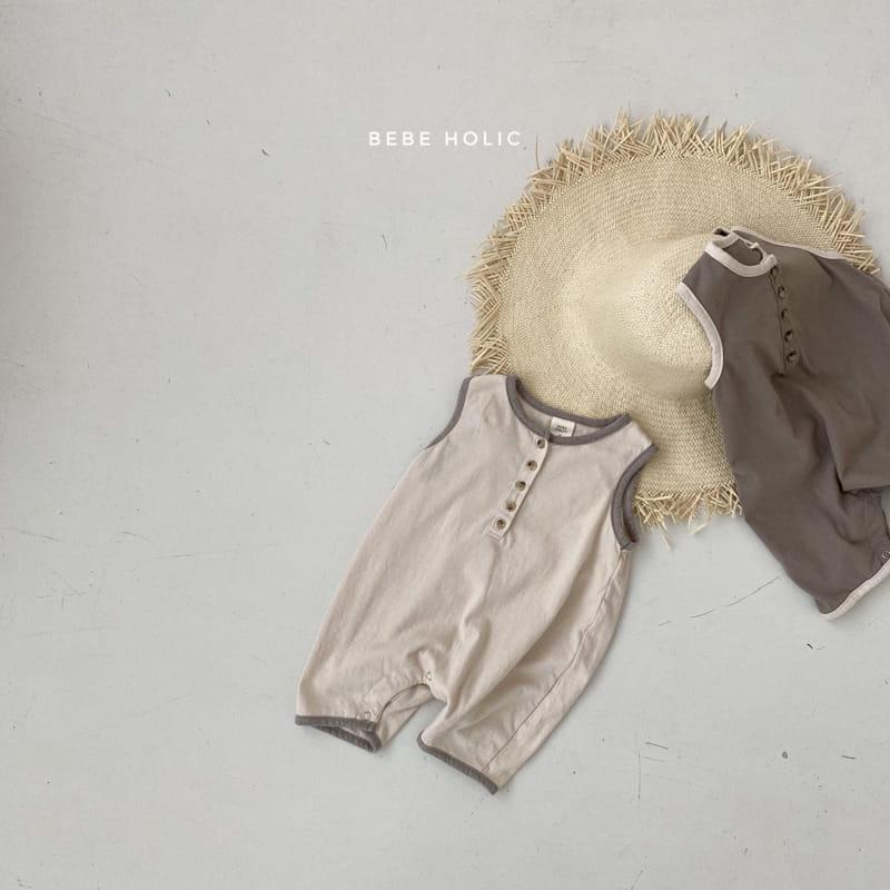 BEBE HOLIC - Korean Children Fashion - #Kfashion4kids - Silket Bodysuit