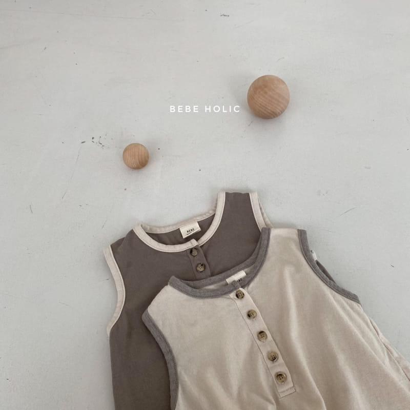 BEBE HOLIC - Korean Children Fashion - #Kfashion4kids - Silket Bodysuit - 2