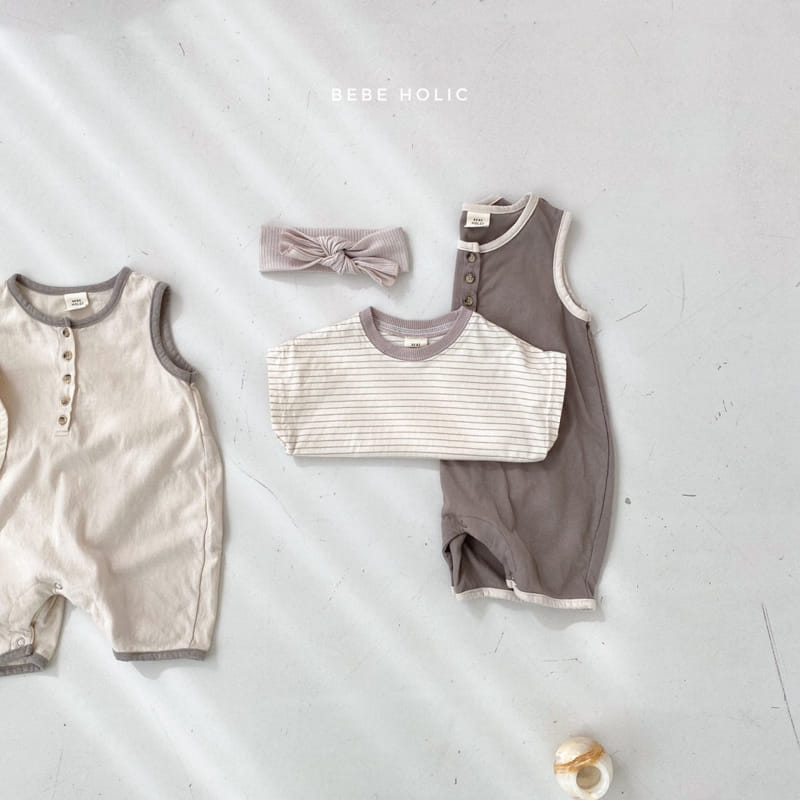 BEBE HOLIC - Korean Children Fashion - #Kfashion4kids - Silket Bodysuit - 5