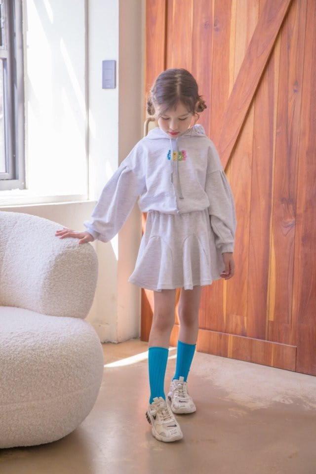 BERRY BERRY - Korean Children Fashion - #Kfashion4kids - Haribo Top Skirt Set - 2