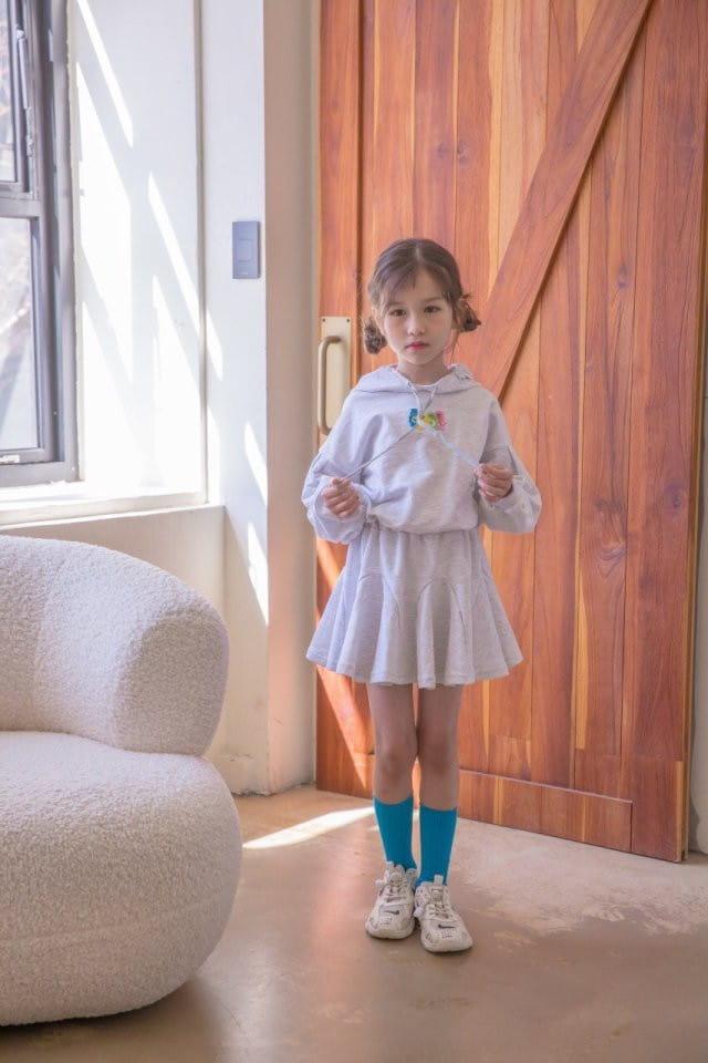 BERRY BERRY - Korean Children Fashion - #Kfashion4kids - Haribo Top Skirt Set - 3