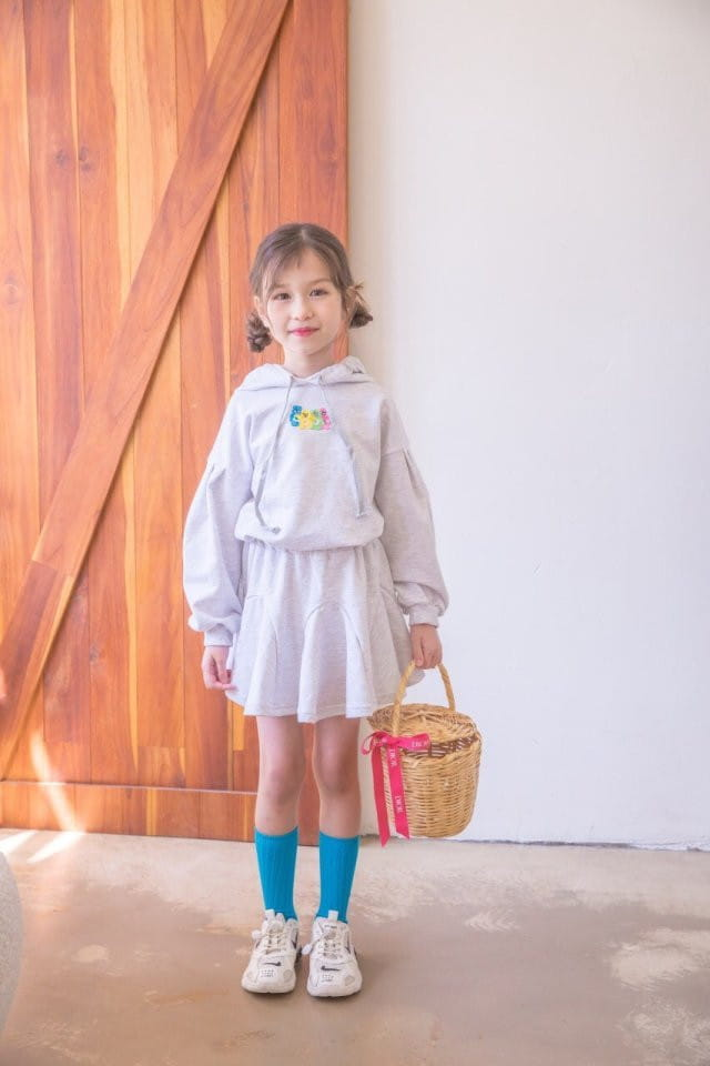 BERRY BERRY - Korean Children Fashion - #Kfashion4kids - Haribo Top Skirt Set - 4