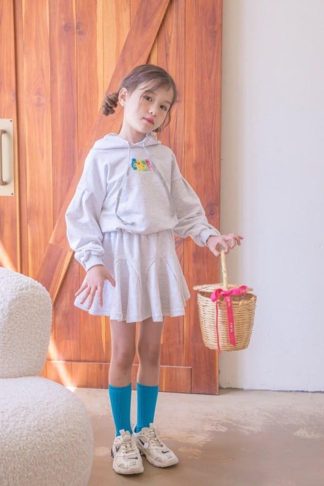 BERRY BERRY - Korean Children Fashion - #Kfashion4kids - Haribo Top Skirt Set - 9