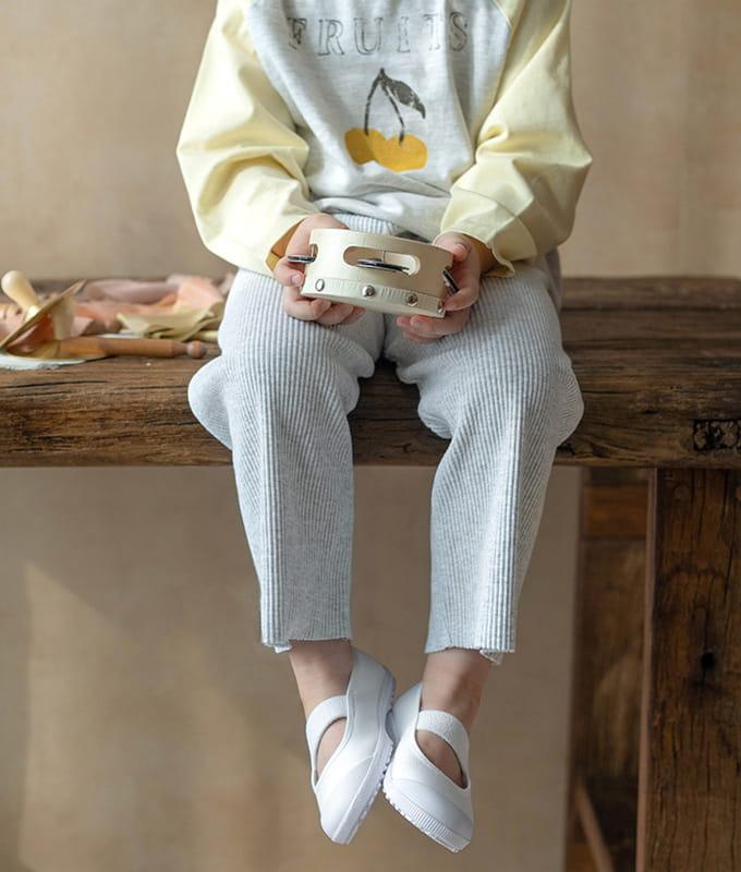 BIEN A BIEN - BRAND - Korean Children Fashion - #Kfashion4kids - Rib Pants