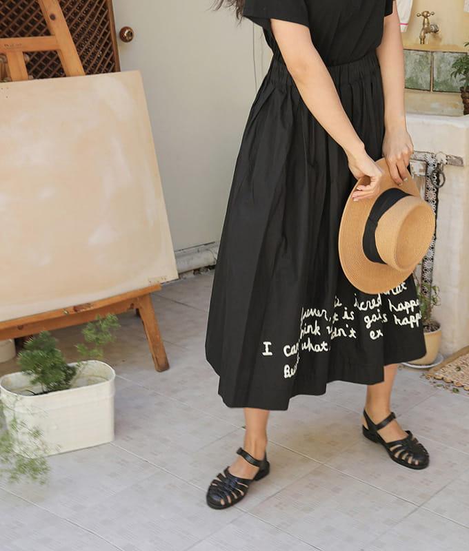 BIEN A BIEN - BRAND - Korean Children Fashion - #Kfashion4kids - Mom Rotin Skirt