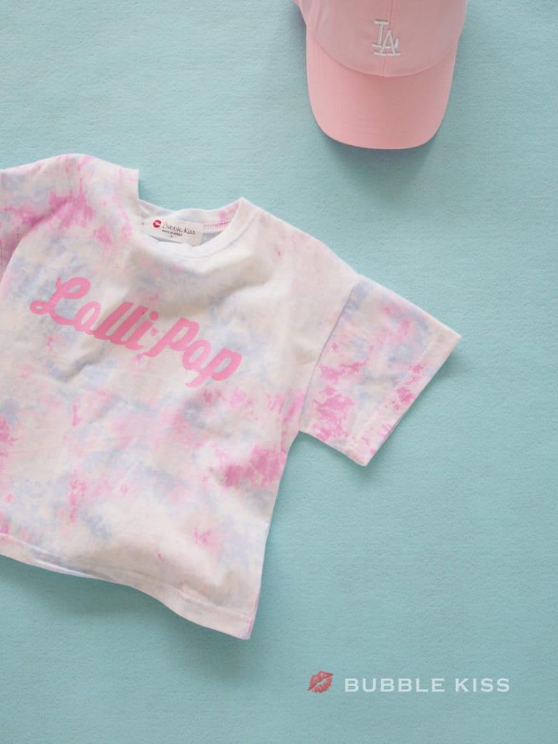 BUBBLE KISS - Korean Children Fashion - #Kfashion4kids - Lollipop Tee - 6