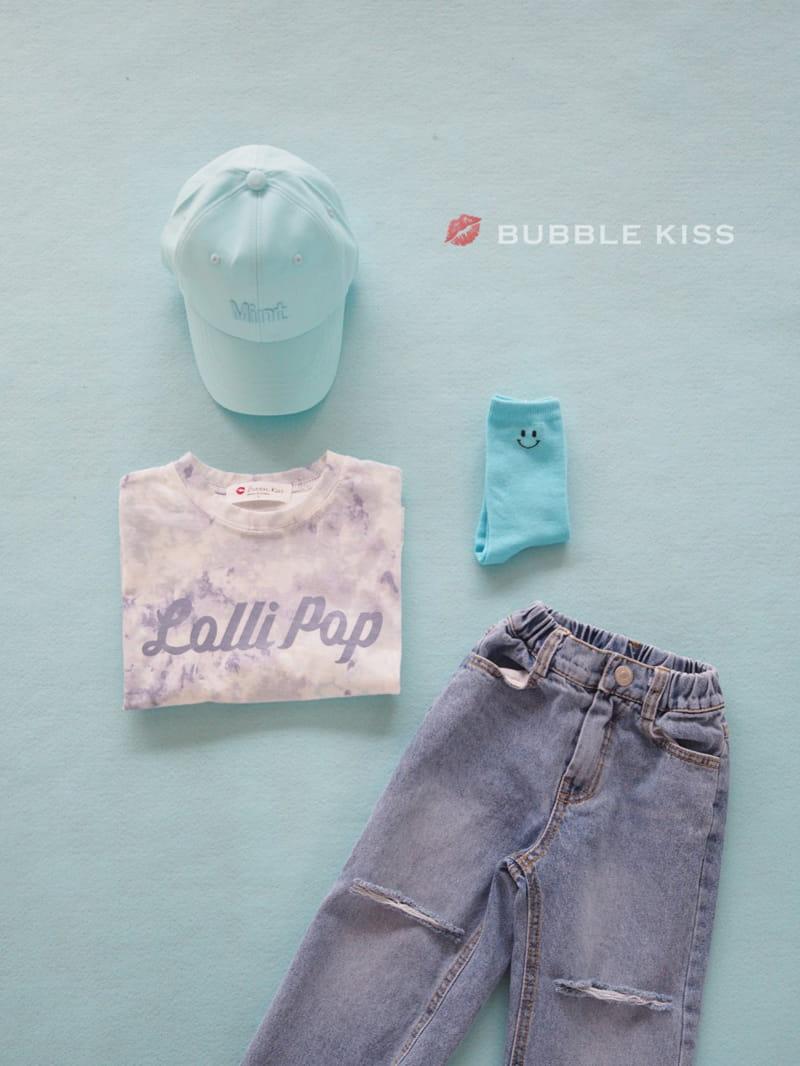 BUBBLE KISS - Korean Children Fashion - #Kfashion4kids - Lollipop Tee - 7