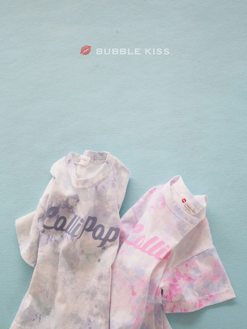 BUBBLE KISS - BRAND - Korean Children Fashion - #Kfashion4kids - Lollipop Tee