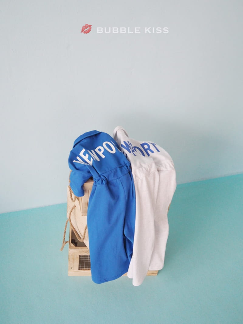 BUBBLE KISS - Korean Children Fashion - #Kfashion4kids - Newport Jumpsuit - 2