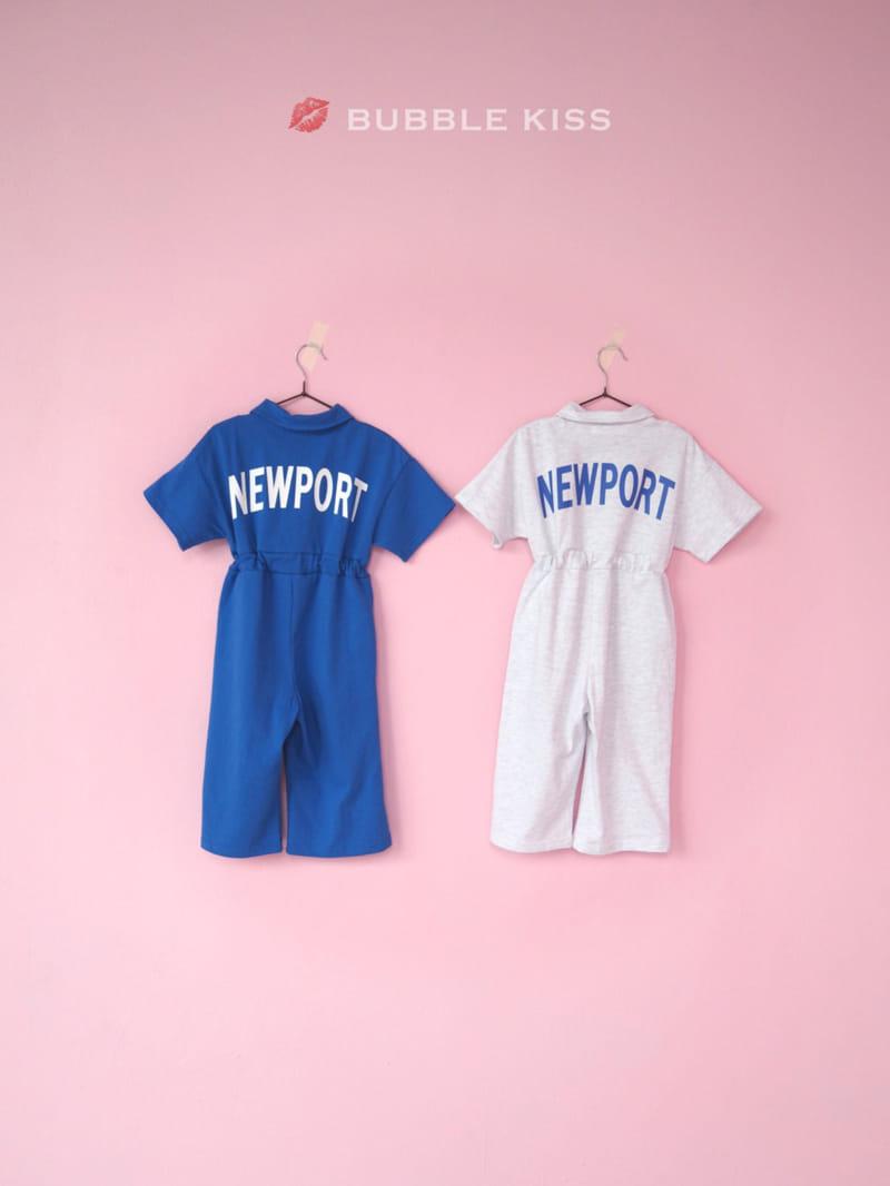 BUBBLE KISS - Korean Children Fashion - #Kfashion4kids - Newport Jumpsuit - 4