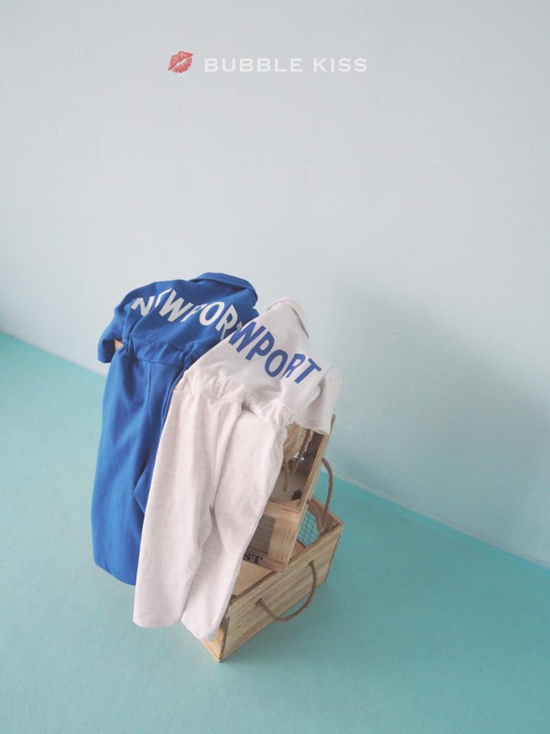 BUBBLE KISS - BRAND - Korean Children Fashion - #Kfashion4kids - Newport Jumpsuit