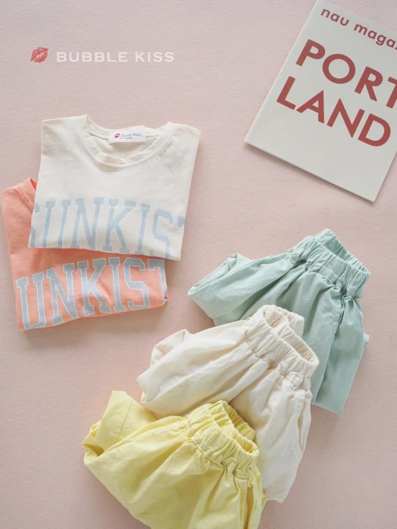 BUBBLE KISS - Korean Children Fashion - #Kfashion4kids - Cotton Candy Pants