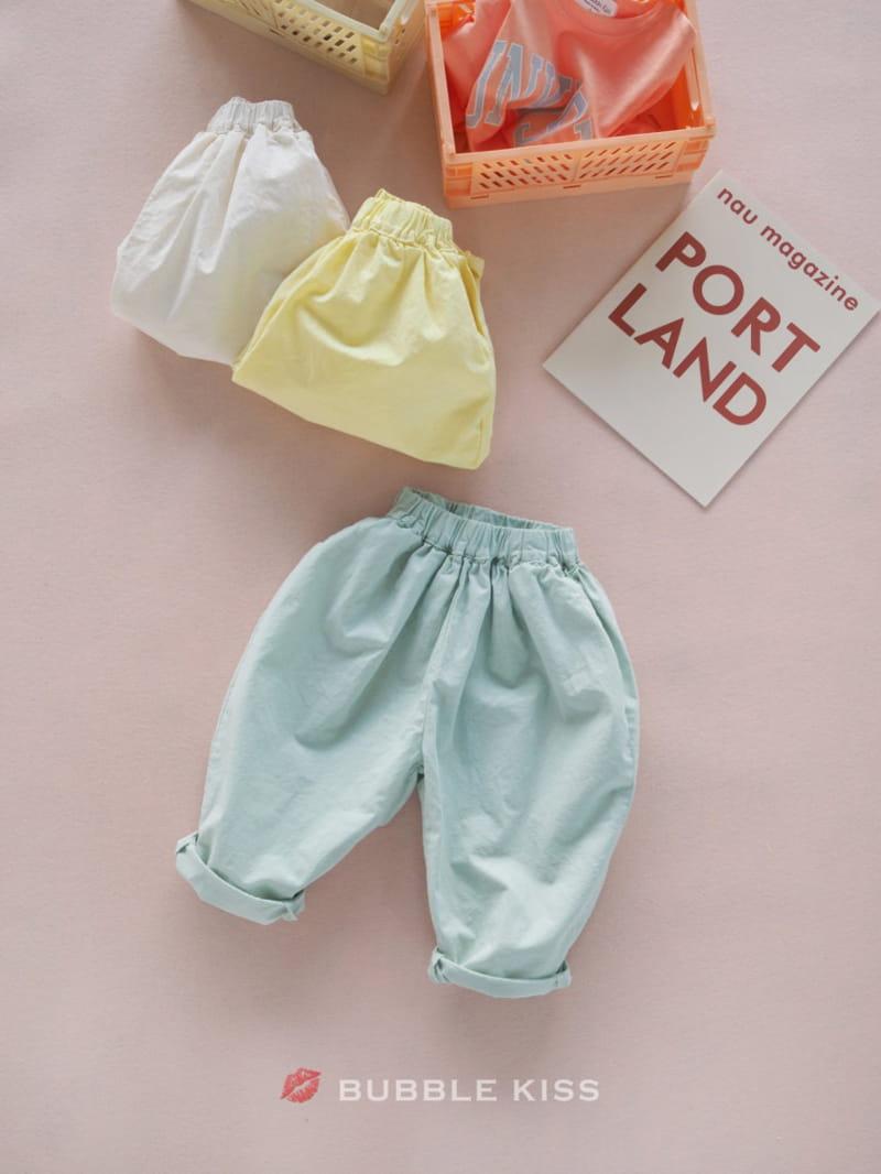 BUBBLE KISS - Korean Children Fashion - #Kfashion4kids - Cotton Candy Pants - 3