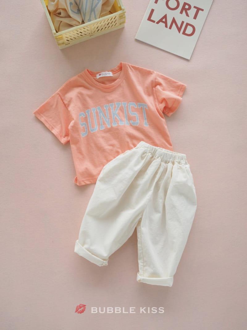 BUBBLE KISS - Korean Children Fashion - #Kfashion4kids - Cotton Candy Pants - 5