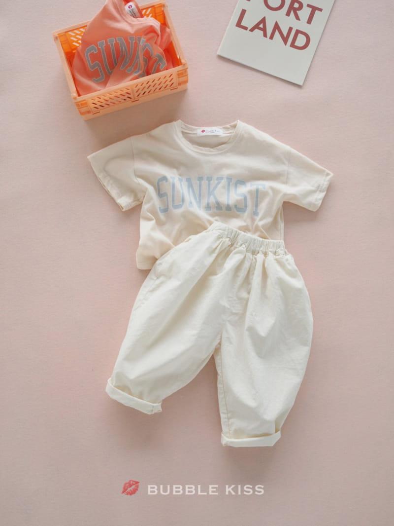 BUBBLE KISS - Korean Children Fashion - #Kfashion4kids - Cotton Candy Pants - 6