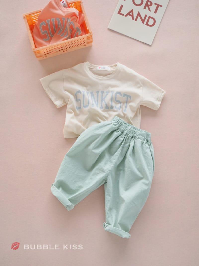 BUBBLE KISS - Korean Children Fashion - #Kfashion4kids - Cotton Candy Pants - 8