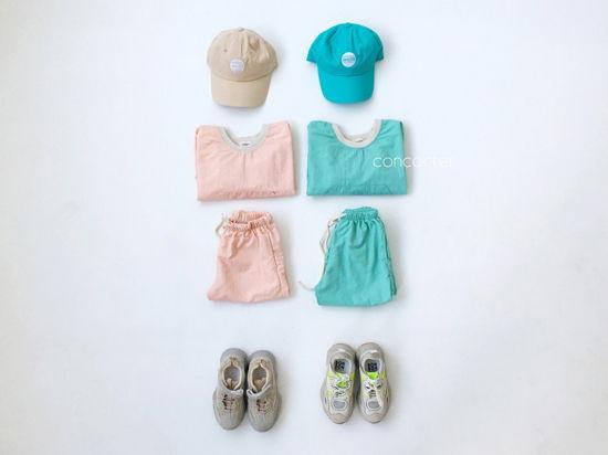 CONCOCTER - Korean Children Fashion - #Kfashion4kids - Lalala Anorak Top Bottom Set - 7