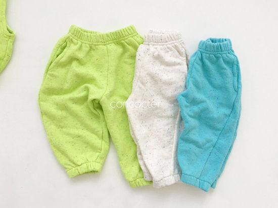 CONCOCTER - Korean Children Fashion - #Kfashion4kids - Kock Kock Kock Hoody Vest Bottom Set - 5