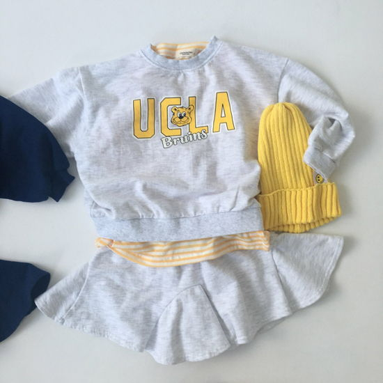 CONCOCTER - Korean Children Fashion - #Kfashion4kids - OOTD Choice Top Pants Set - 8