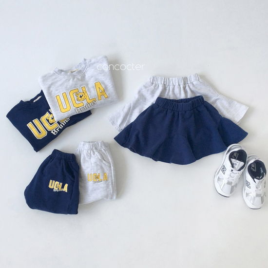 CONCOCTER - BRAND - Korean Children Fashion - #Kfashion4kids - OOTD Choice Top Pants Set