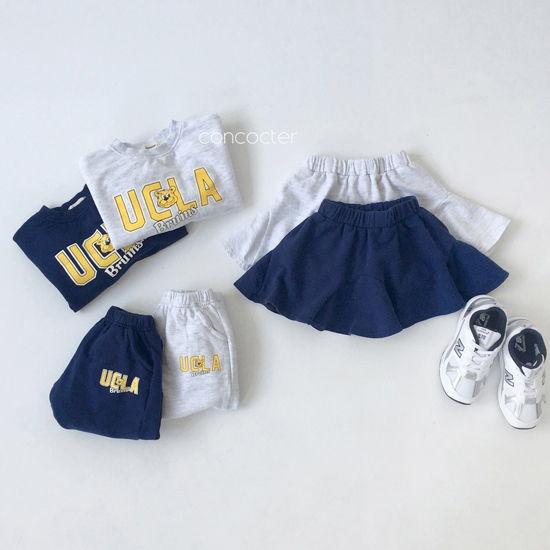 CONCOCTER - BRAND - Korean Children Fashion - #Kfashion4kids - OOTD Choice Top Skirt Set