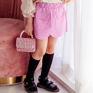 DORE DORE - BRAND - Korean Children Fashion - #Kfashion4kids - Tulip Skirt Pants