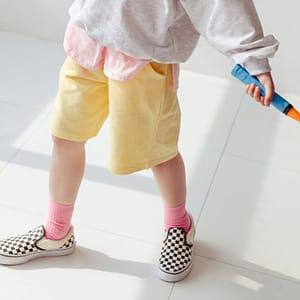 DORE DORE - BRAND - Korean Children Fashion - #Kfashion4kids - Shorts Tery Shorts