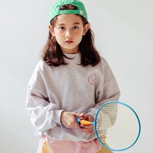 DORE DORE - BRAND - Korean Children Fashion - #Kfashion4kids - Little Kids Sweatshirt