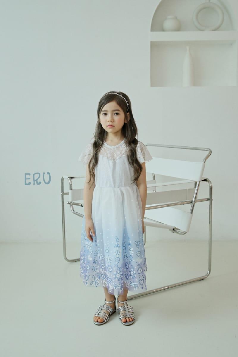 E.RU - Korean Children Fashion - #Kfashion4kids - Princess One-piece