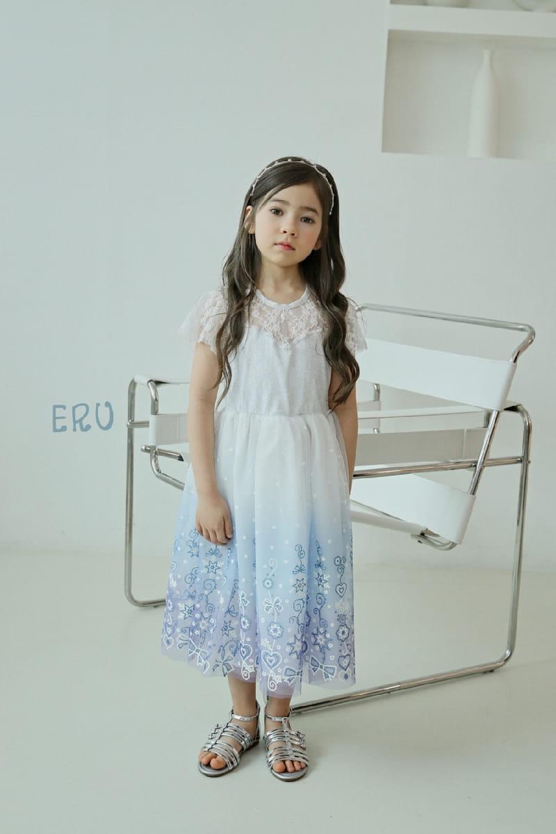 E.RU - Korean Children Fashion - #Kfashion4kids - Princess One-piece - 2