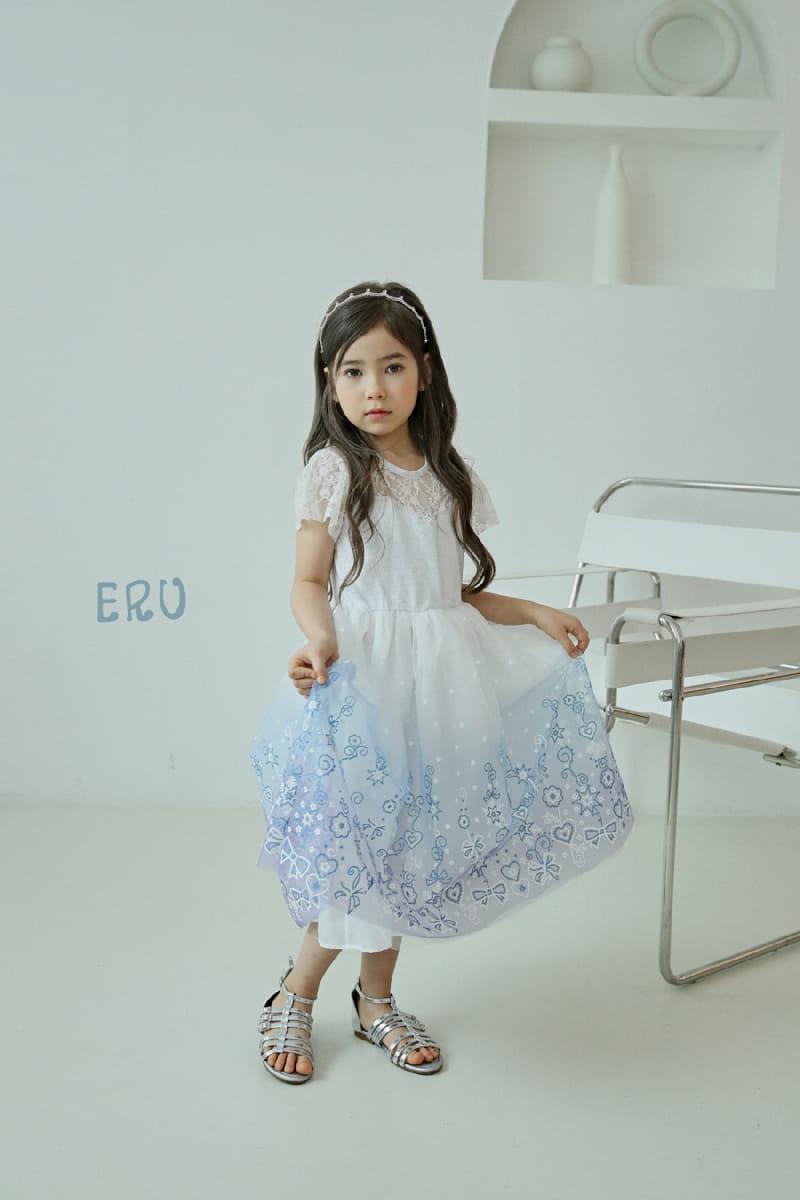 E.RU - Korean Children Fashion - #Kfashion4kids - Princess One-piece - 3