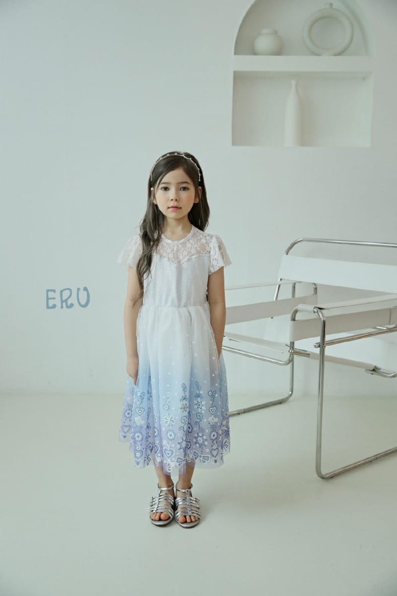 E.RU - Korean Children Fashion - #Kfashion4kids - Princess One-piece - 4