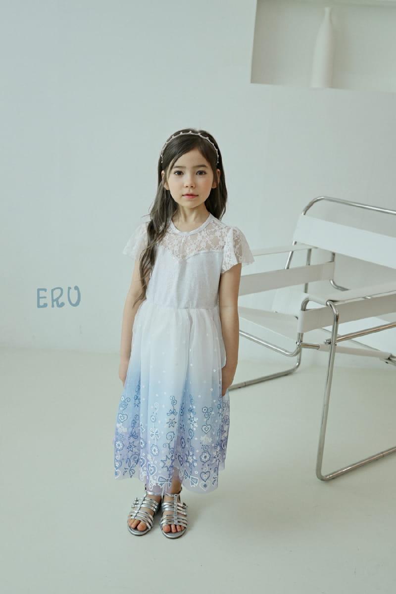 E.RU - Korean Children Fashion - #Kfashion4kids - Princess One-piece - 5
