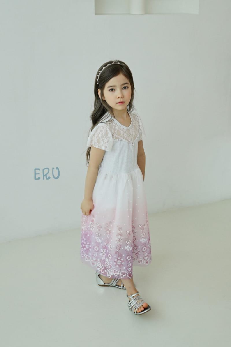 E.RU - Korean Children Fashion - #Kfashion4kids - Princess One-piece - 7