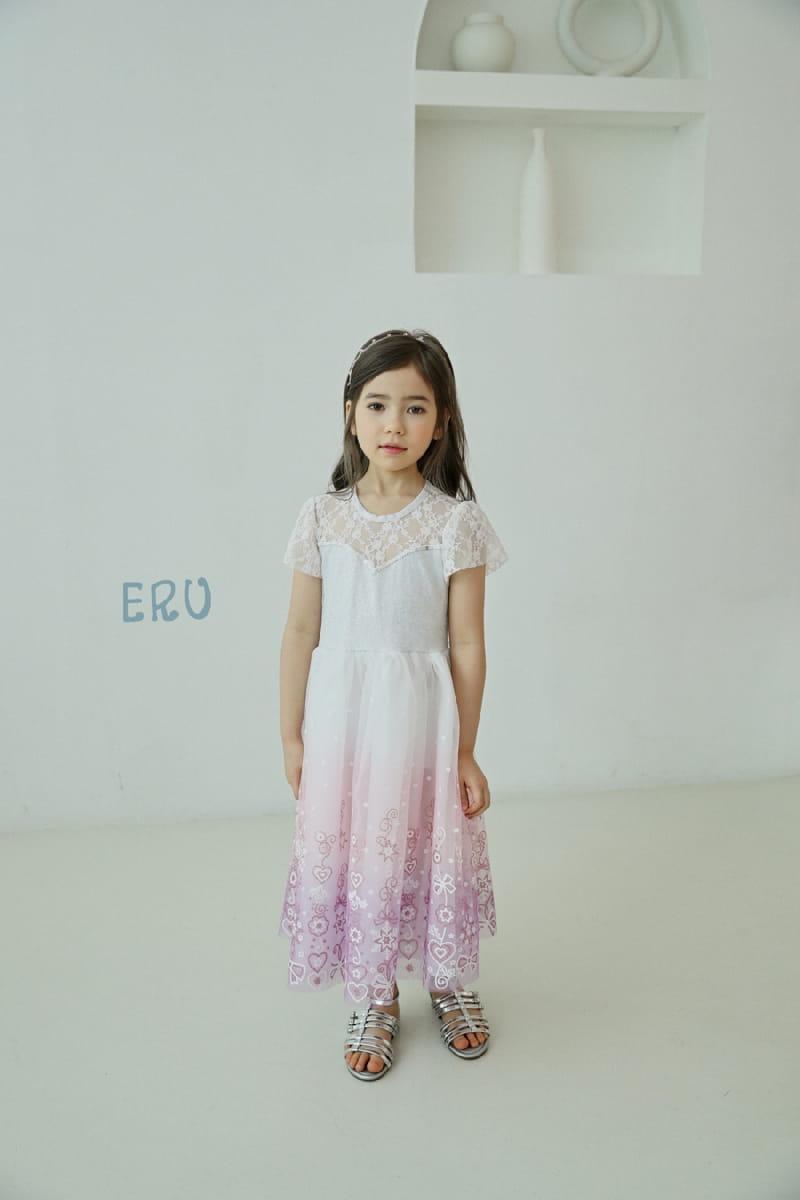 E.RU - Korean Children Fashion - #Kfashion4kids - Princess One-piece - 9