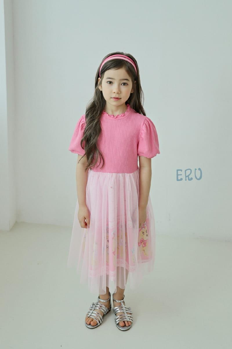 E.RU - Korean Children Fashion - #Kfashion4kids - Puddle One-piece