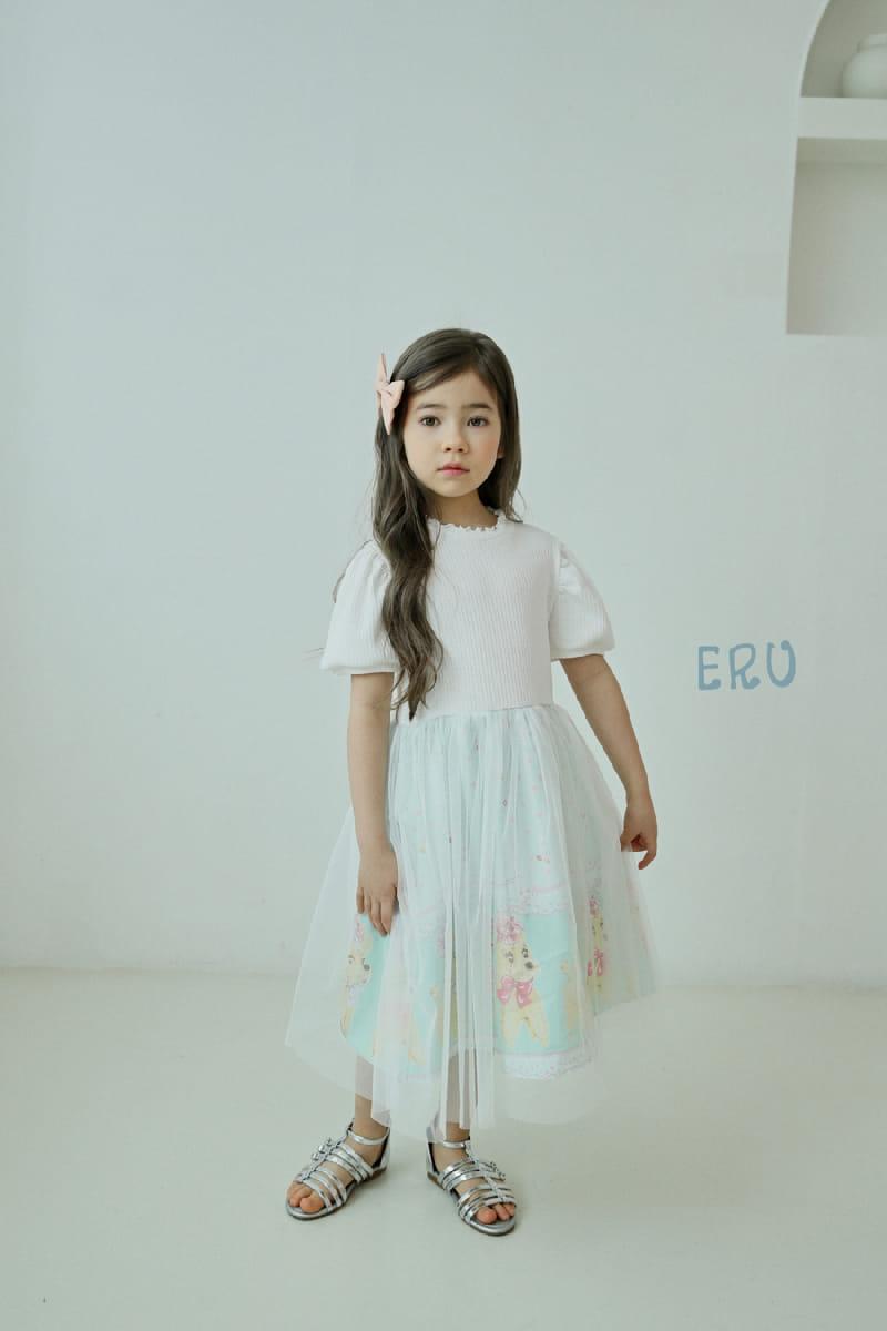 E.RU - Korean Children Fashion - #Kfashion4kids - Puddle One-piece - 10