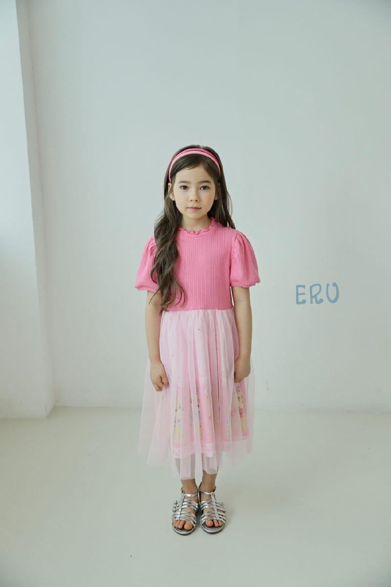 E.RU - Korean Children Fashion - #Kfashion4kids - Puddle One-piece - 2