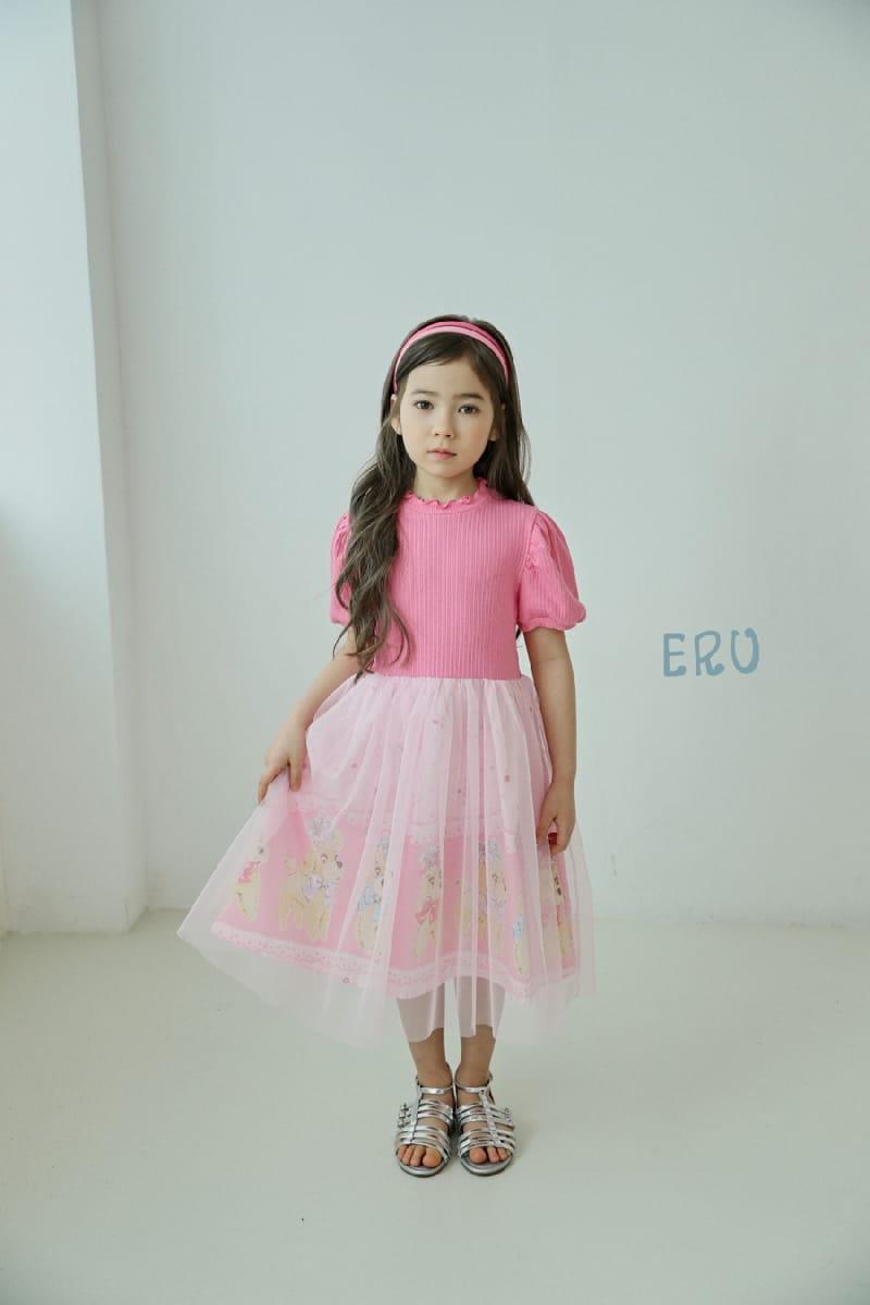 E.RU - Korean Children Fashion - #Kfashion4kids - Puddle One-piece - 3