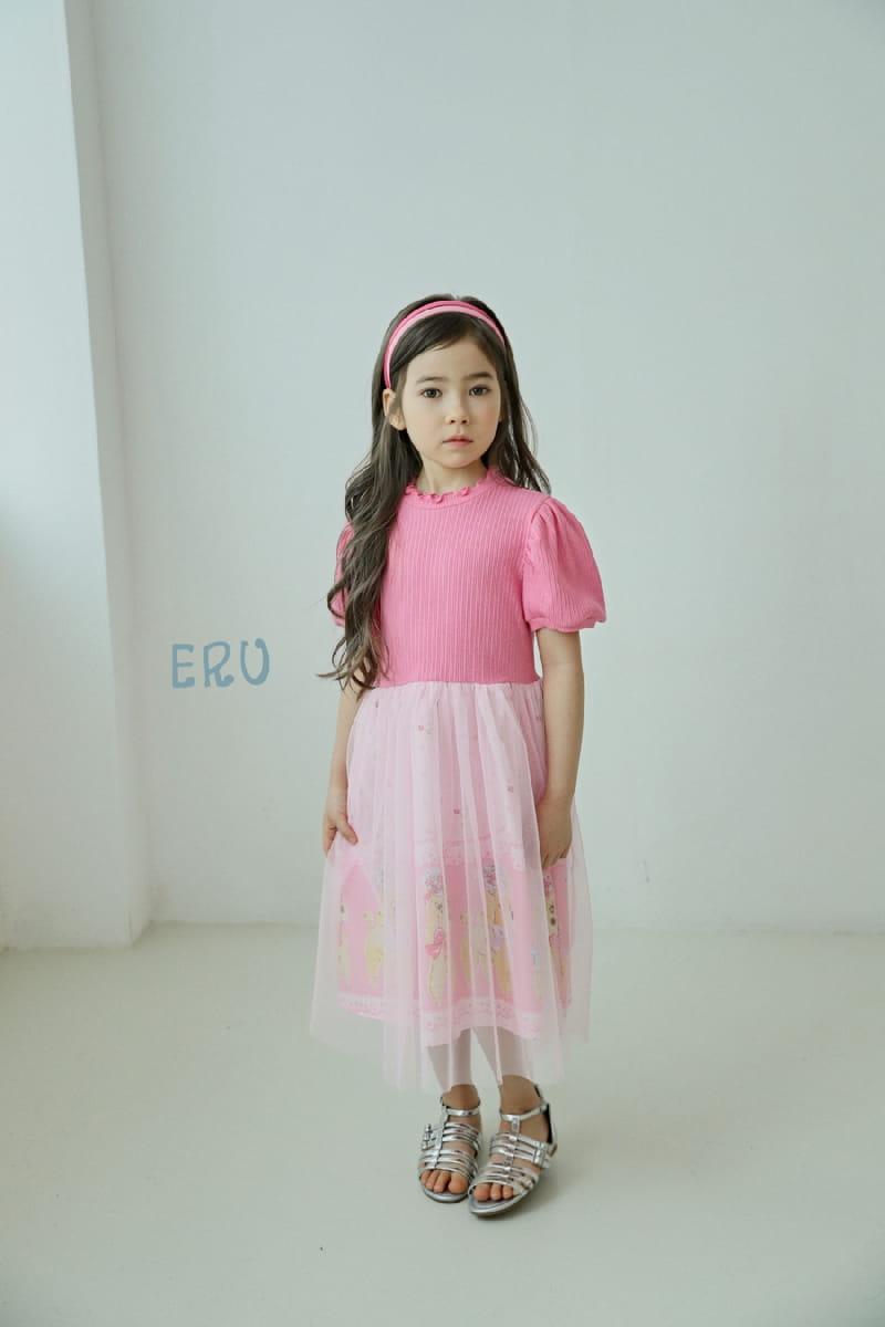 E.RU - Korean Children Fashion - #Kfashion4kids - Puddle One-piece - 4