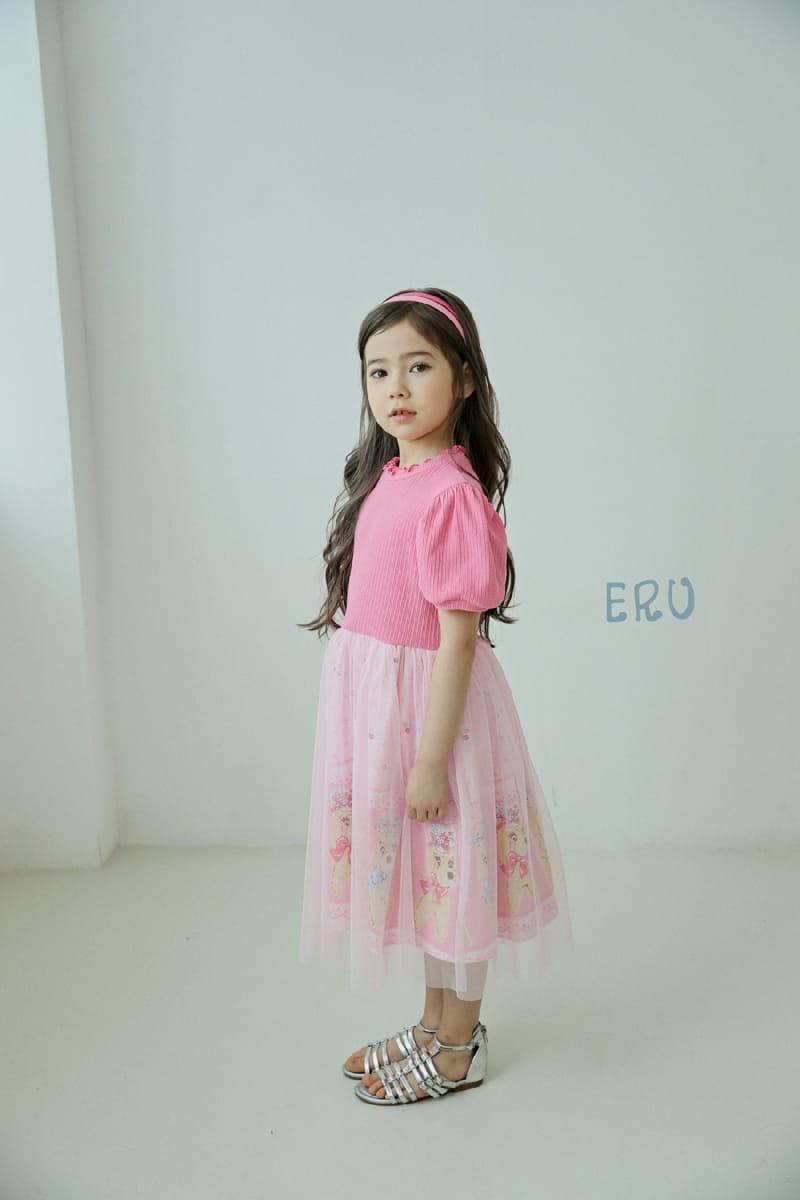 E.RU - Korean Children Fashion - #Kfashion4kids - Puddle One-piece - 5