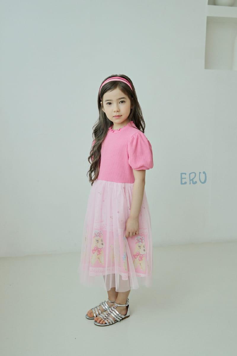 E.RU - Korean Children Fashion - #Kfashion4kids - Puddle One-piece - 6