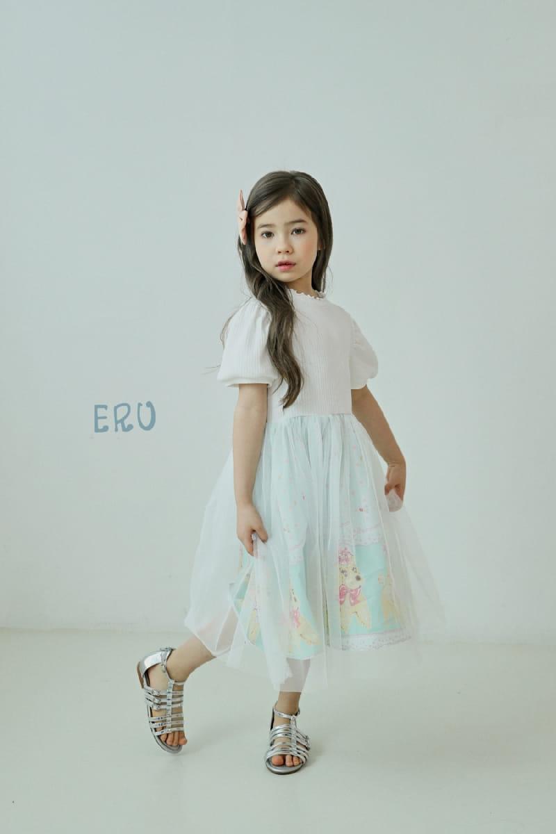 E.RU - Korean Children Fashion - #Kfashion4kids - Puddle One-piece - 7