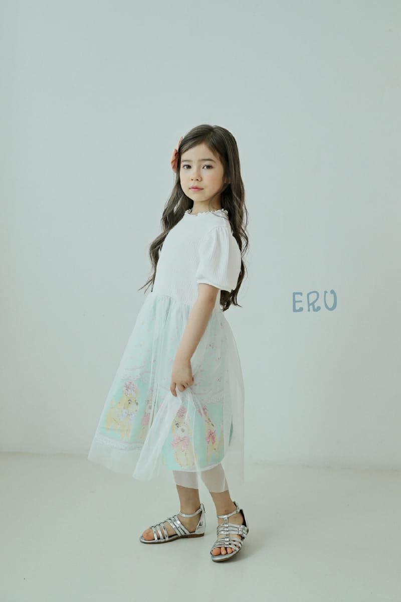 E.RU - Korean Children Fashion - #Kfashion4kids - Puddle One-piece - 8