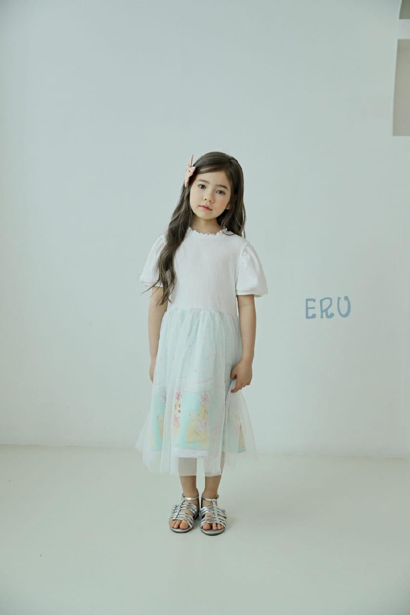 E.RU - Korean Children Fashion - #Kfashion4kids - Puddle One-piece - 9