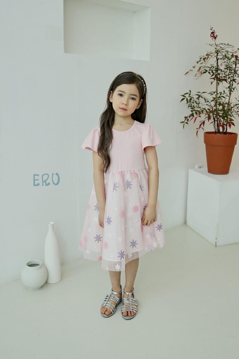 E.RU - Korean Children Fashion - #Kfashion4kids - Cuty One-piece