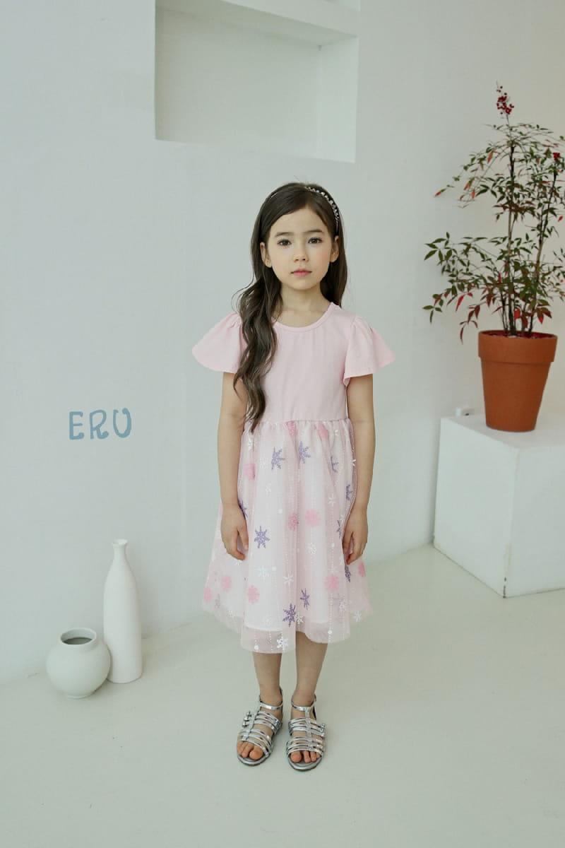 E.RU - Korean Children Fashion - #Kfashion4kids - Cuty One-piece - 2