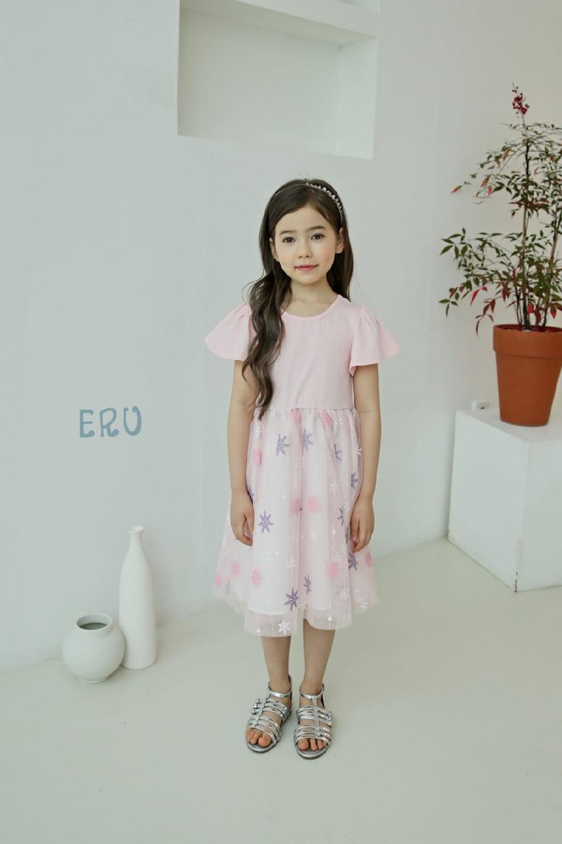 E.RU - Korean Children Fashion - #Kfashion4kids - Cuty One-piece - 3