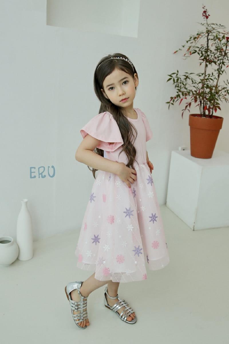 E.RU - Korean Children Fashion - #Kfashion4kids - Cuty One-piece - 4